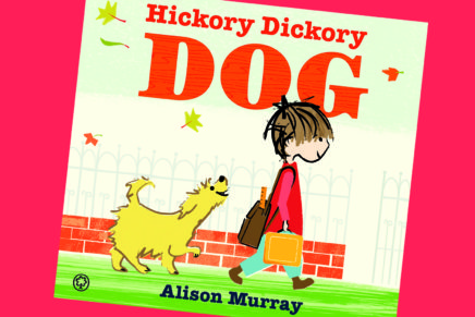 Hickory Dickory Dog Clock Toy