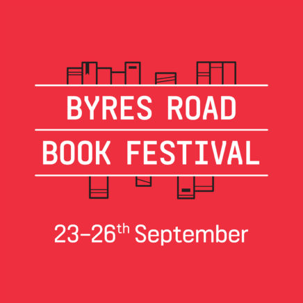 Hare & Tortoise at Byres Rd Book Festival