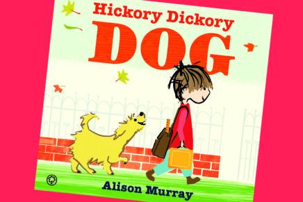 Hickory Dickory Dog Clock Toy
